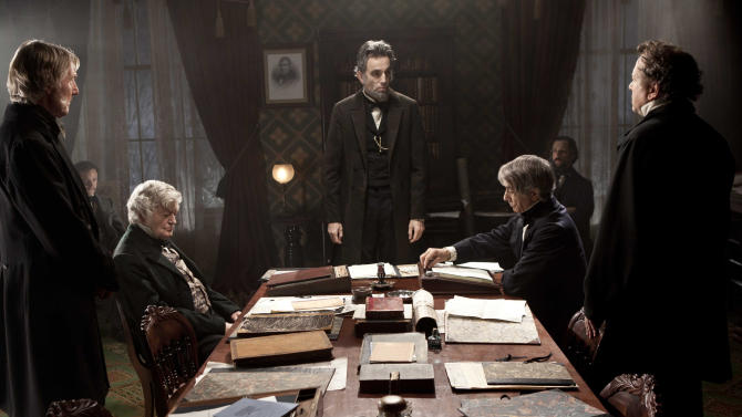 'Lincoln' leads Critics' Choice Awards nominees
