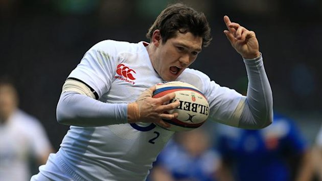 Alex Goode, England (PA)
