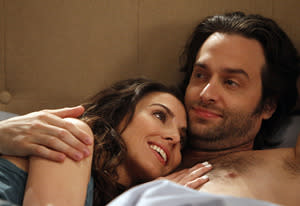 Whitney Cummings, Chris D'Elia | Photo Credits: Jordin Althaus/NBC