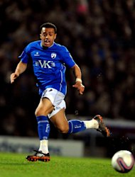 Nicky Ajose has been on trial with Stevenage