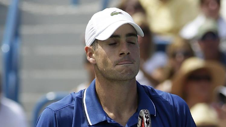 Isner, Berdych pull out of Winston-Salem Open