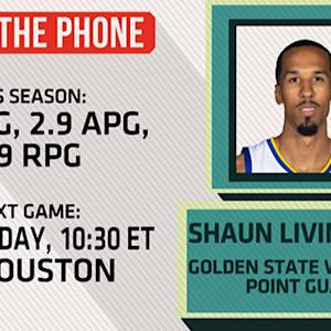Shaun Livingston talks Warriors basketball