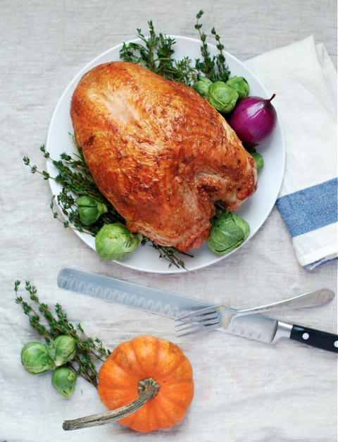 Bone-In Roast Turkey Breast