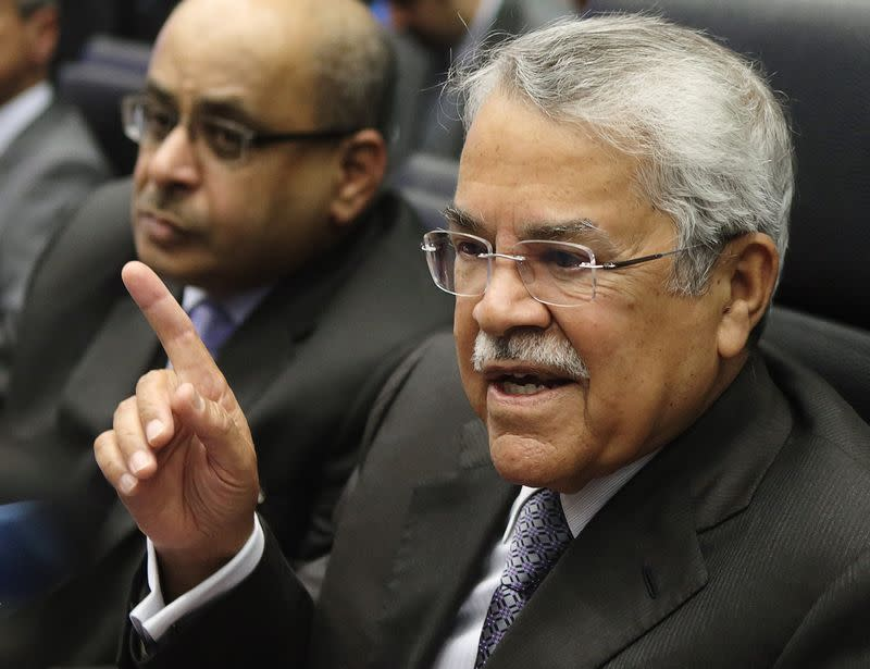 Saudi's Naimi says OPEC will not cut output however far oil falls: MEES