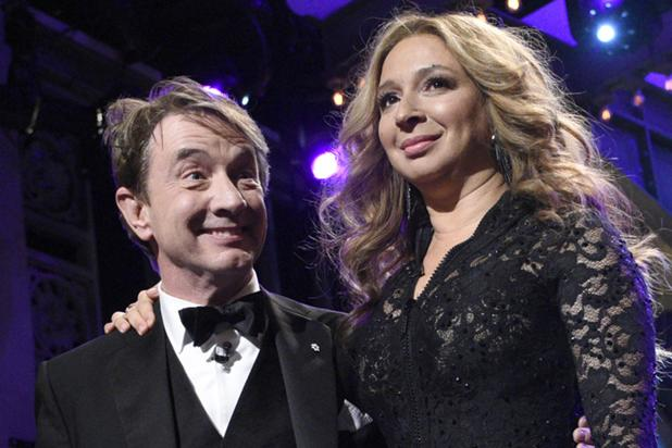 Maya Rudolph-Martin Short Variety Show Officially Set at NBC
