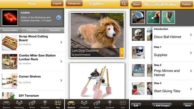 App of the Week: Instructables