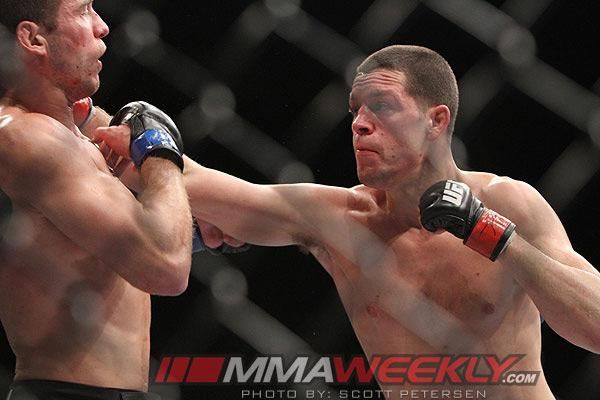 Nate Diaz vs. Josh Thomson Added to UFC on Fox 7
