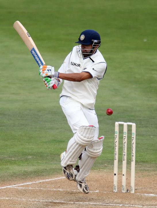 Third Test - New Zealand v India: Day 3