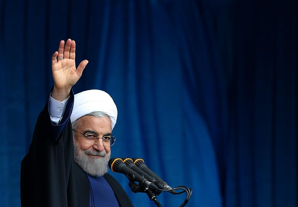 Iranian president says Israel 'greatest danger'