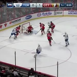 Toronto Maple Leafs at Ottawa Senators - 01/21/2015