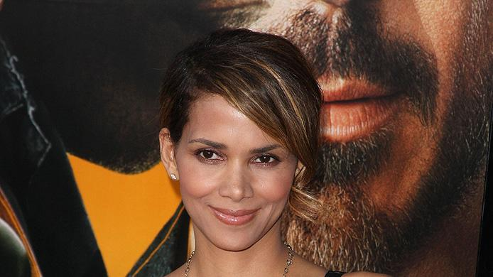 The Soloist LA Premiere 2009 Halle Berry