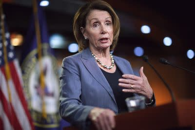 """Pelosi: Clintons """"will have to answer for the foundation"""""""