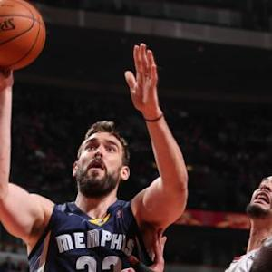 Grizzlies Top Bulls on the Road
