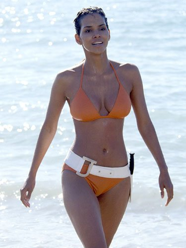 Halle Berry in Die Another Day - 2002