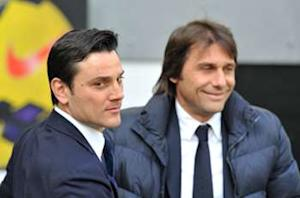 Vincenzo Montella: Fiorentina deserved draw against Juventus