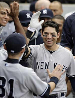 Yankees rally for 4-3 victory over White Sox