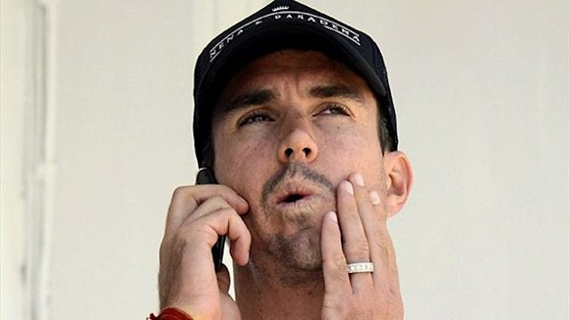 Kevin Pietersen England