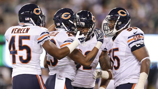 Bears hang together to start 2-1 despite injuries