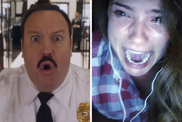 'Paul Blart' Chases In $450K, 'Unfriended' Friends $656K In Late Night Thursdays – Box Office