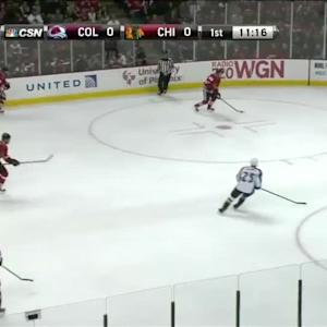 Colorado Avalanche at Chicago Blackhawks - 03/04/2014