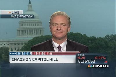 Van Hollen: Fed sheltered economy during very bad storm