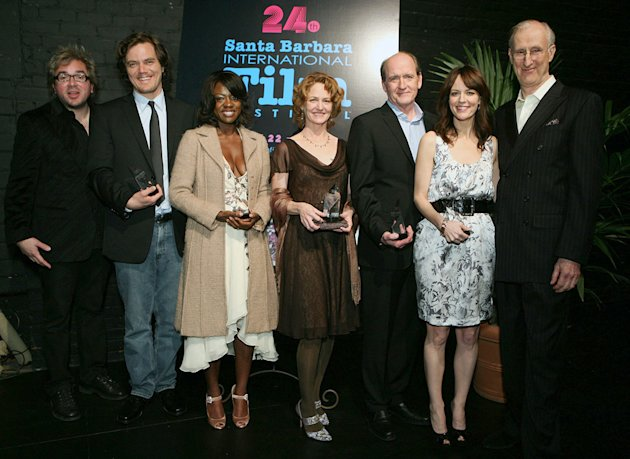 Santa Barbara International Film Festival 2009 Roger Durling Michael Shannon Viola Davis Melissa Leo Richard Jenkins Rosemarie DeWitt James Cromwell