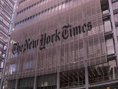 NY Times Says Chinese Hacked Paper's Computers