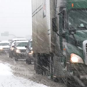 Severe early winter storm slams Rockies and Northern Plains