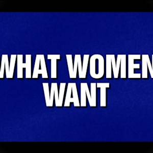 Is This 'Jeopardy' Category Sexist?
