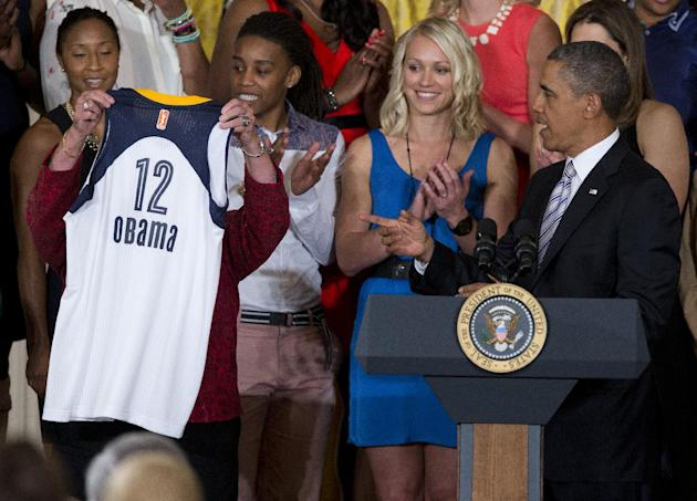 Obama Fever Basketball