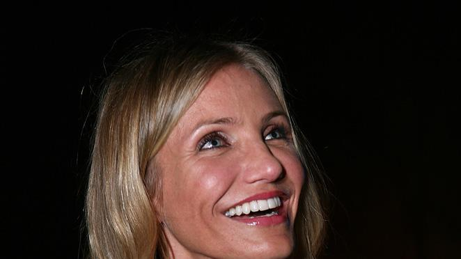 2011 Cinemacon Cameron Diaz