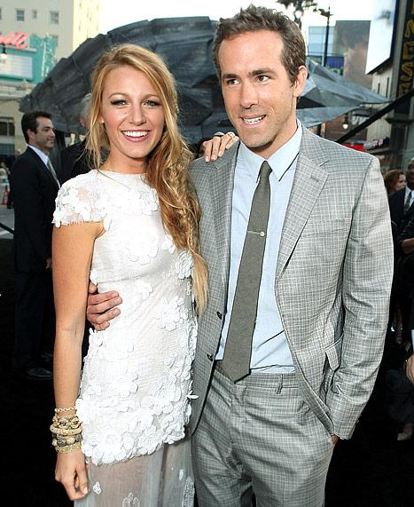 Blake Lively, Ryan Reynolds Officially Married Days After Secret Bash