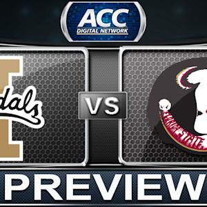 Preview | Idaho vs Florida State | ACC Digital Network