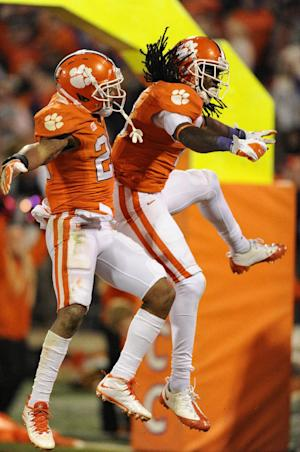 Swinney: No. 7 Clemson focused on game vs. Citadel