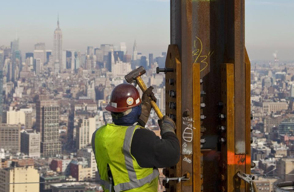 With an asterisk, WTC is back on top in NYC