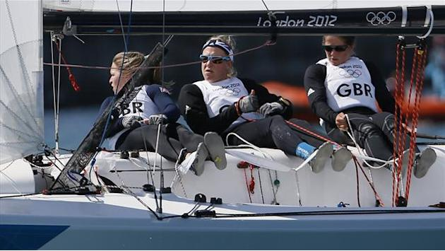 Sailing - MacGregor relishing test in new boat