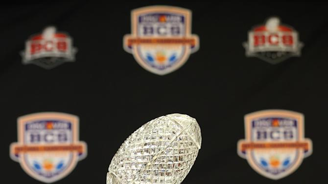 Discover BCS National Championship - Press Conference