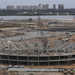 IOC Chief Satisfied With Rio Games Preparations