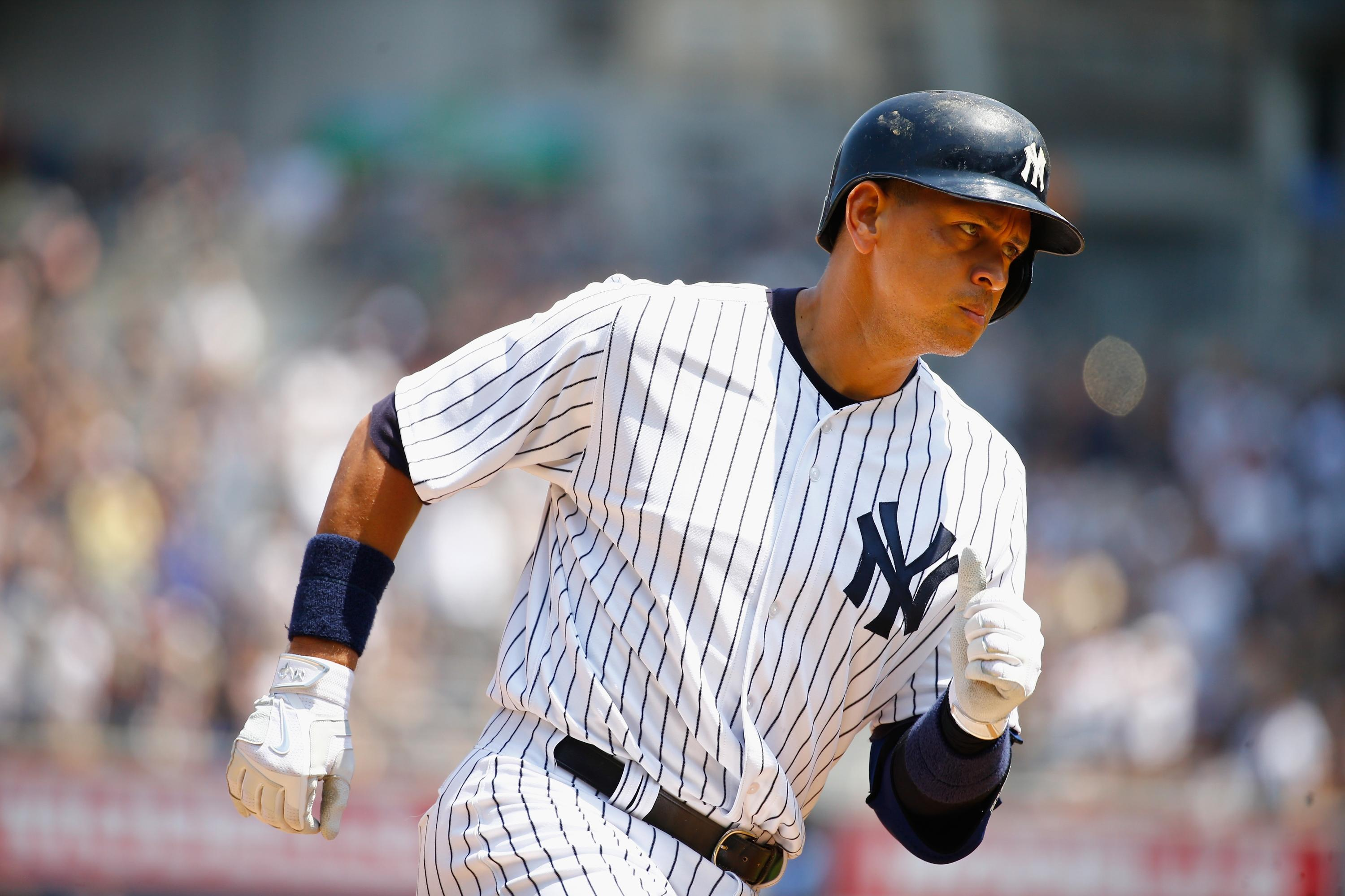 Alex Rodriguez passes Lou Gehrig for third all-time on RBI list