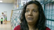 Vashti Maharaj will be deported today along with her husband, their daughter and infant grandchild.