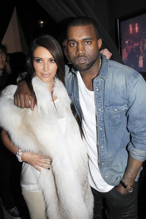 Kanye West Promises Kim Kardashian He Won't Be Abusive