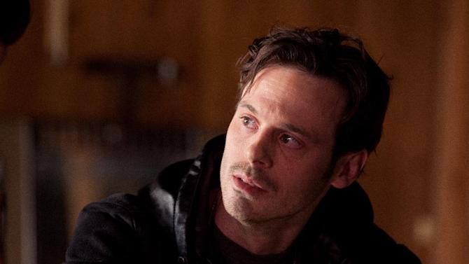 """This film image released by The Weinstein Company shows Scoot McNairy in a scene from """"Killing Them Softly."""" (AP Photo/The Weinstein Company, Melinda Sue Gordon)"""