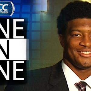 Interview With FSU QB Jameis Winston | ACC One-on-One