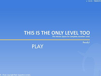 the only level