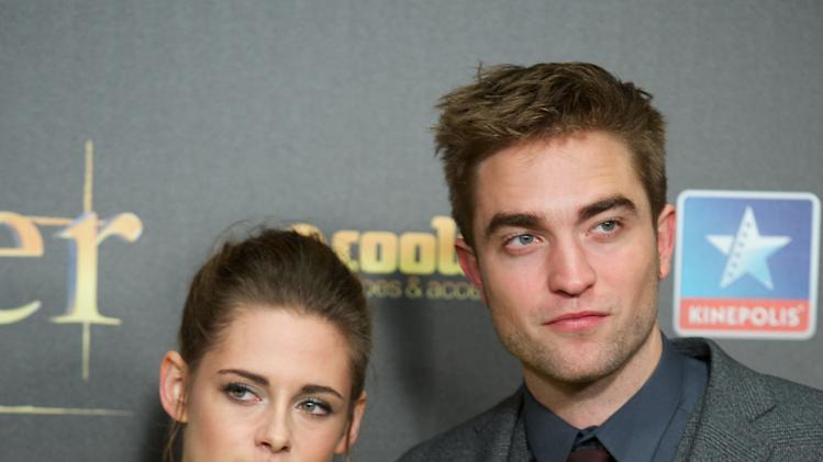 'Breaking Dawn - Part 2' Madrid Premiere