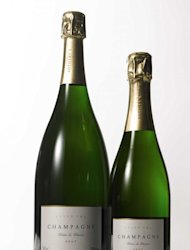 Auction house Sotheby's has launched its own private label champagne