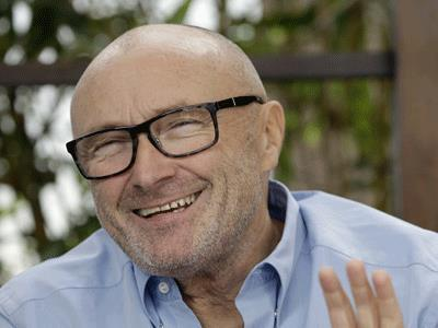 Phil Collins Is Making Music Again