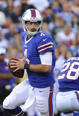 Bills' defense, Manuel combine to beat Vikes 20-16