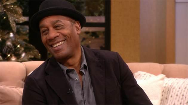 'Scandal' star Joe Morton on Access Hollywood Live -- Access Hollywood