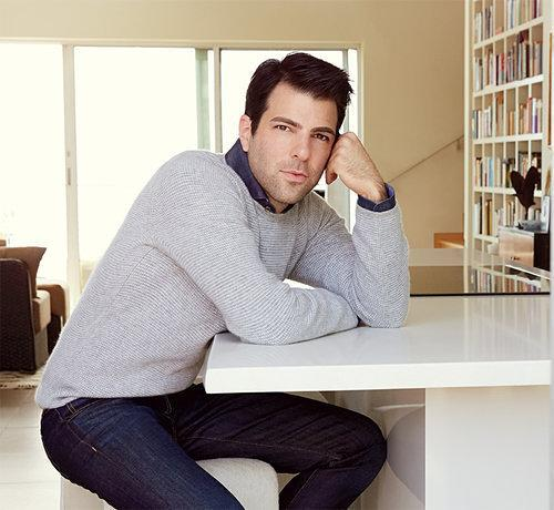 Celebrity Real Estate: Chatting with Zachary Quinto about Southampton, Spock, and Snowden